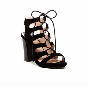 Women's Open Toed Heel Sandal